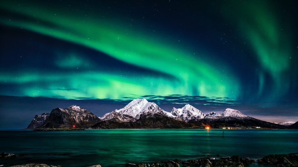 Beautiful Nature Wallpaper Big Size 26 4k Picture Of Aurora Borealis In Norway Hd Wallpapers Wallpapers Download High Resolution Wallpapers