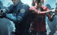 Free iPhone 11 Wallpaper Download 12 of 20 - Gaming Poster with Resident Evil 2