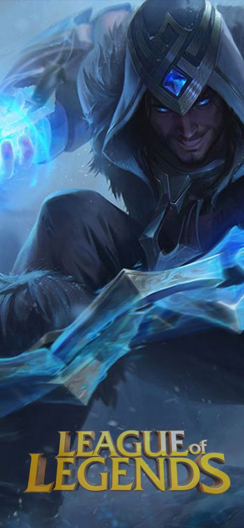 Free iPhone 11 Wallpaper Download 19 of 20 - League of Legends Video Game