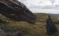 Game of Thrones Wallpaper 19 of 20 – John Snow and The Dragon