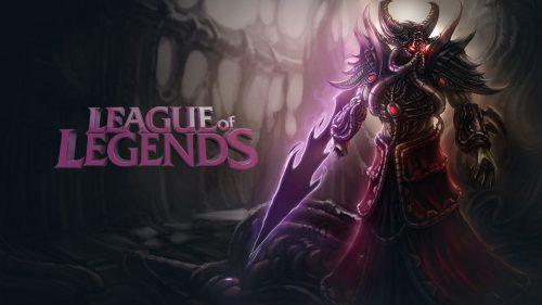 League of Legends Wallpaper 1920x1080 - 04 - Kassadin The Void Walker
