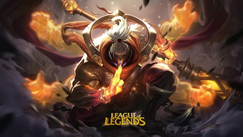 League of Legends Wallpaper 1920x1080 - 09 - Jax - Grandmaster at Arms