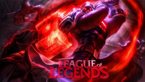 League of Legends Wallpaper 1920x1080 - 10 - Jayce the Defender of Tomorrow