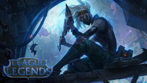 League of Legends Wallpaper 1920x1080 - 13 - Akali The Rogue Assassin