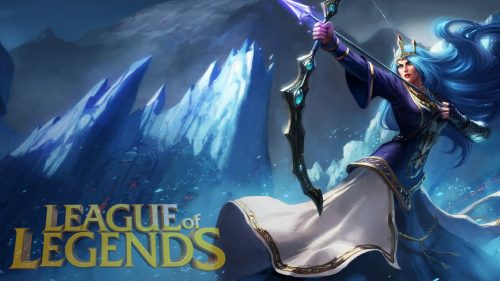 League of Legends Wallpaper 1920x1080 - 15 - Ashe the Frost Archer