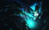 League of Legends wallpaper 1920x1080 - 01 - Deep Sea Nami - The Tidecaller