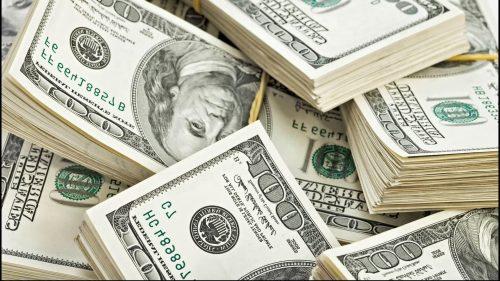Money Wallpaper 17 of 27 – money stack image with USD 100 Dollar Bills