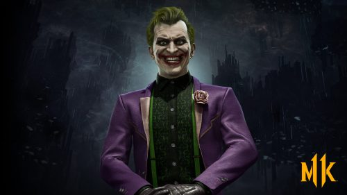 Mortal Kombat 11 Characters Wallpapers 02 0f 31 - The Joker