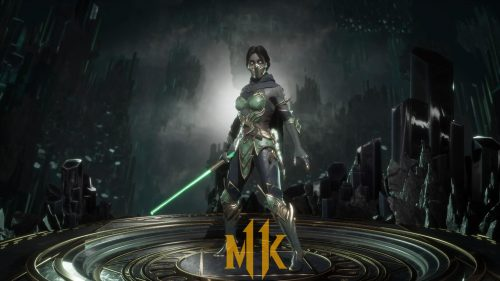 Mortal Kombat 11 Characters Wallpapers 03 0f 31 Jade Hd