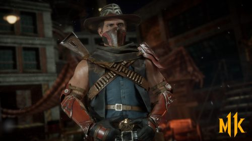 Mortal Kombat 11 Characters Wallpapers 04 0f 31 - Erron Black