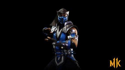 Mortal Kombat 11 Characters Wallpapers 07 0f 31 - Sub Zero