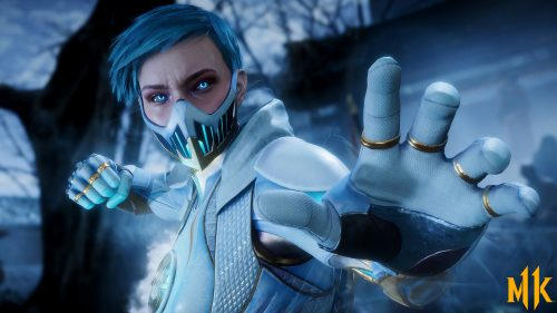 Mortal Kombat 11 Characters Wallpapers 10 0f 31 - Frost