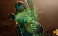 Mortal Kombat 11 Characters Wallpapers 19 0f 31 - Nightwolf
