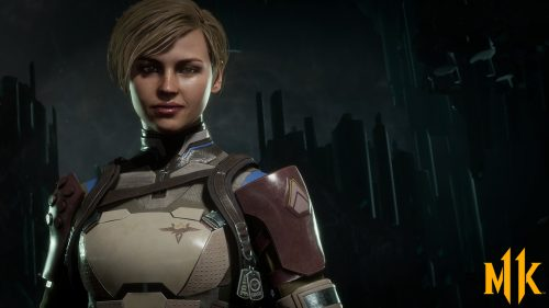 Mortal Kombat 11 Characters Wallpapers 20 0f 31 - Cassie Cage