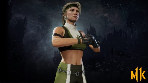 Mortal Kombat 11 Characters Wallpapers 23 0f 31 - Sonya Blade