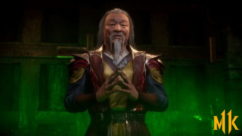 Mortal Kombat 11 Characters Wallpapers 24 0f 31 - Shang Tsung