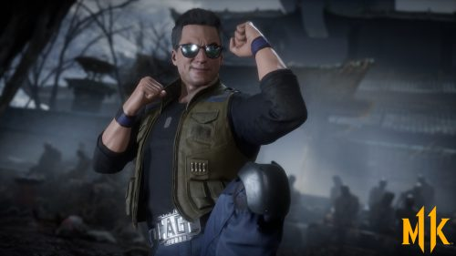 Mortal Kombat 11 Characters Wallpapers 25 0f 31 - Johnny Cage