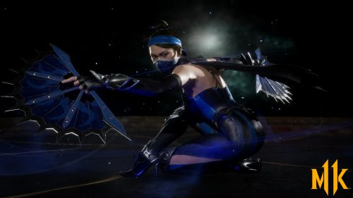 Mortal Kombat 11 Characters Wallpapers 28 0f 31 - Kitana