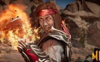 Mortal Kombat 11 Characters Wallpapers 30 0f 31 - Liu Kang