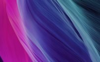 10 Wallpapers That Will Look Perfect on Your Samsung Galaxy S20 - #06 - Abstract 3D Motion in Blue Purple