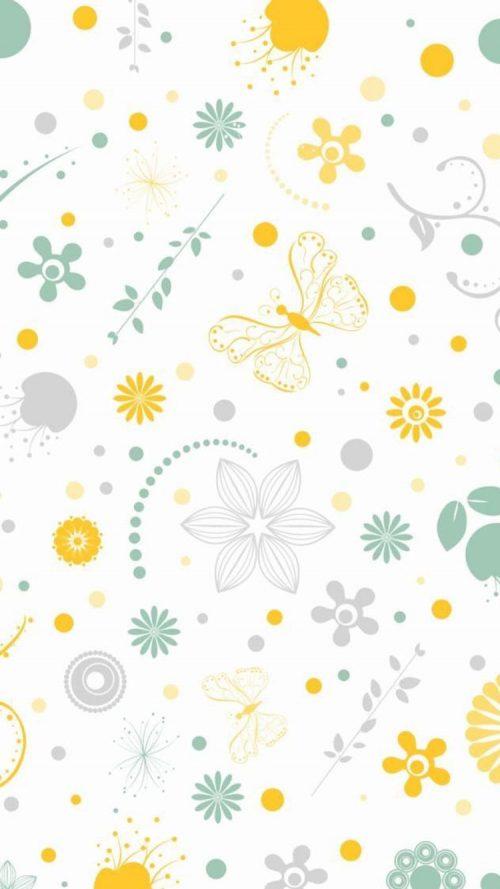 Apple iPhone SE Wallpaper 21 0f 50 – Cute Stuffs Pattern Background