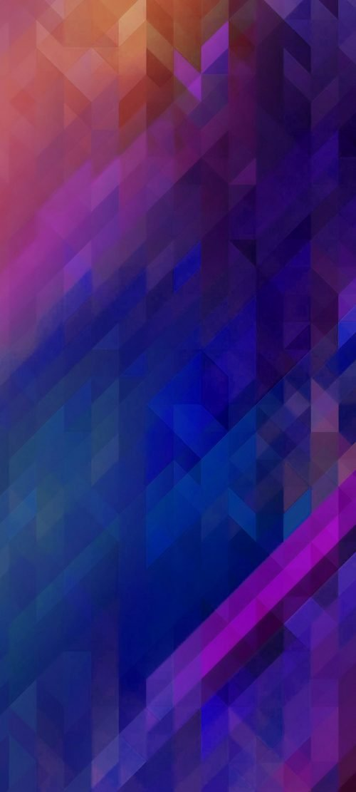 10 Abstract Wallpapers for Realme X3 - 06 - Gradient Color