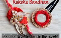 Handmade Rakhis Raksha Bandhan for the best Brother