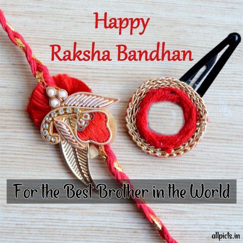Handmade Rakhis Raksha Bandhan for the best Brother