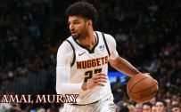 Jamal Murray Denver Nuggets for NBA Wallpaper