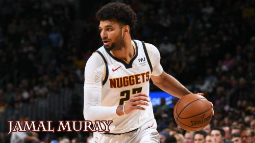 Jamal Murray Denver Nuggets for NBA Wallpaper