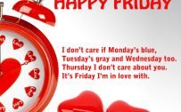 20 Best Friday Thoughts and Inspirational Quotes Wallpapers 08 - It's Friday I'm in love with