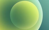 Apple iPhone 12 mini - iPhone 12 Pro Max - iPhone 12 Pro - iPhone 12 Wallpaper 06 - Green Light