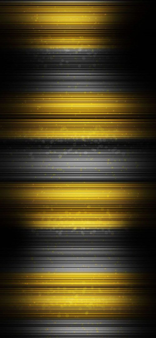 Best Alternative Wallpaper for Huawei Honor V40 5G in Black and Yellow
