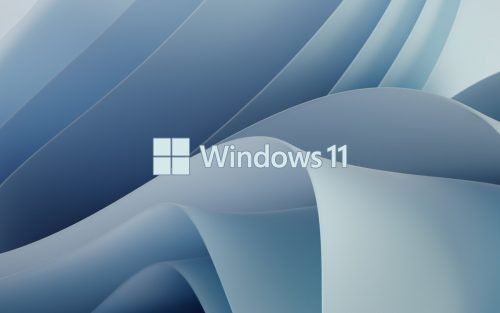 Best Background for Windows 11 Laptops with Abstract Waves